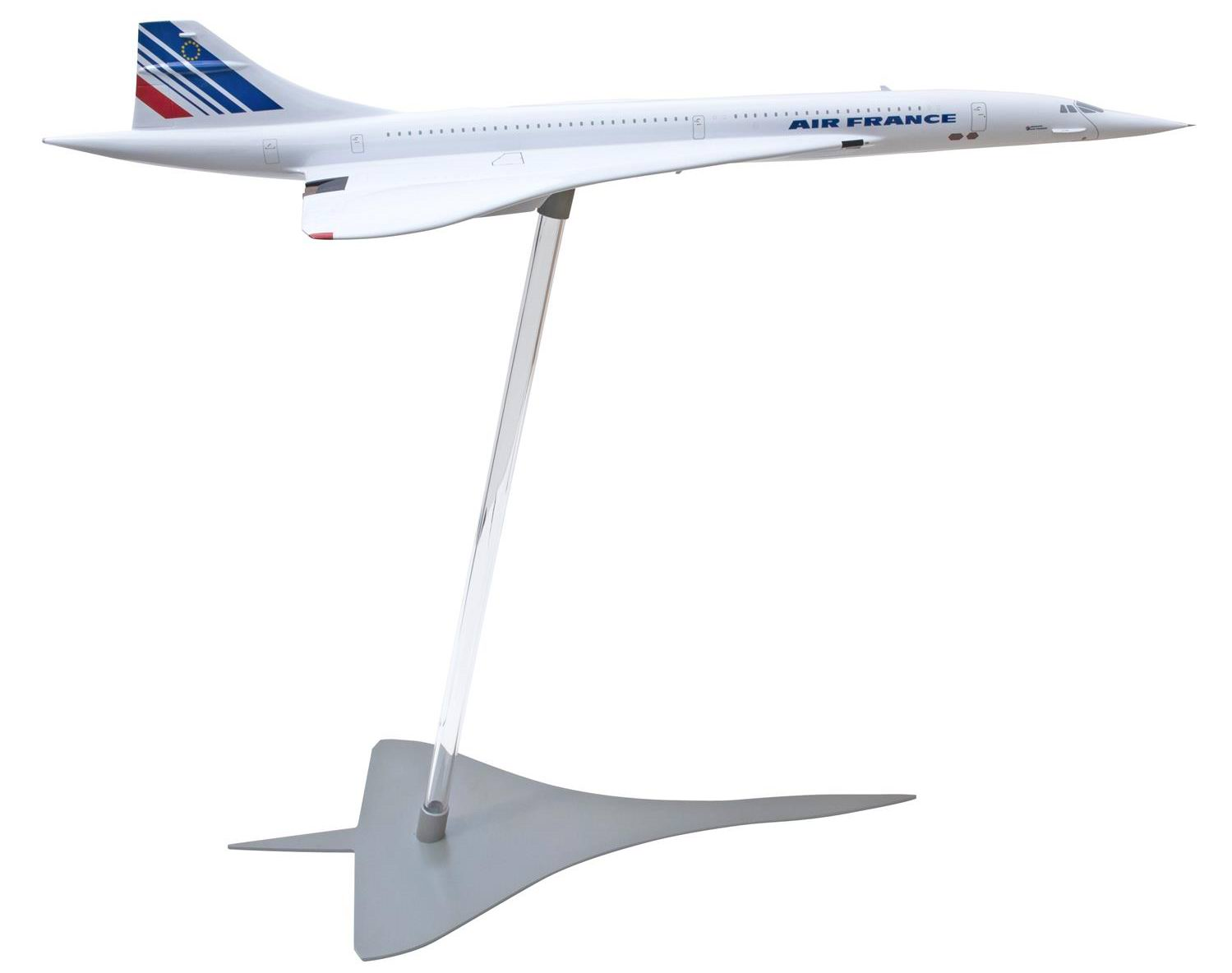 Concorde Officiel AIR FRANCE 1/50