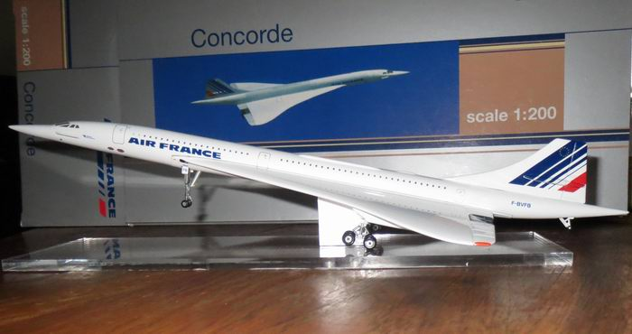 Concorde Air France F-BVFB 1/200