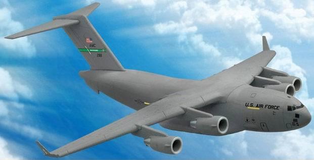 McDonnell Douglas C-17 Globemaster III 62nd Airlift WAMC McChord AFB 1/400