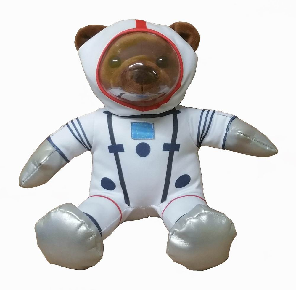Peluche Ourson Astronaute
