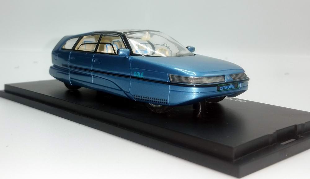 Miniature CITROEN Eole de 1985 1/43