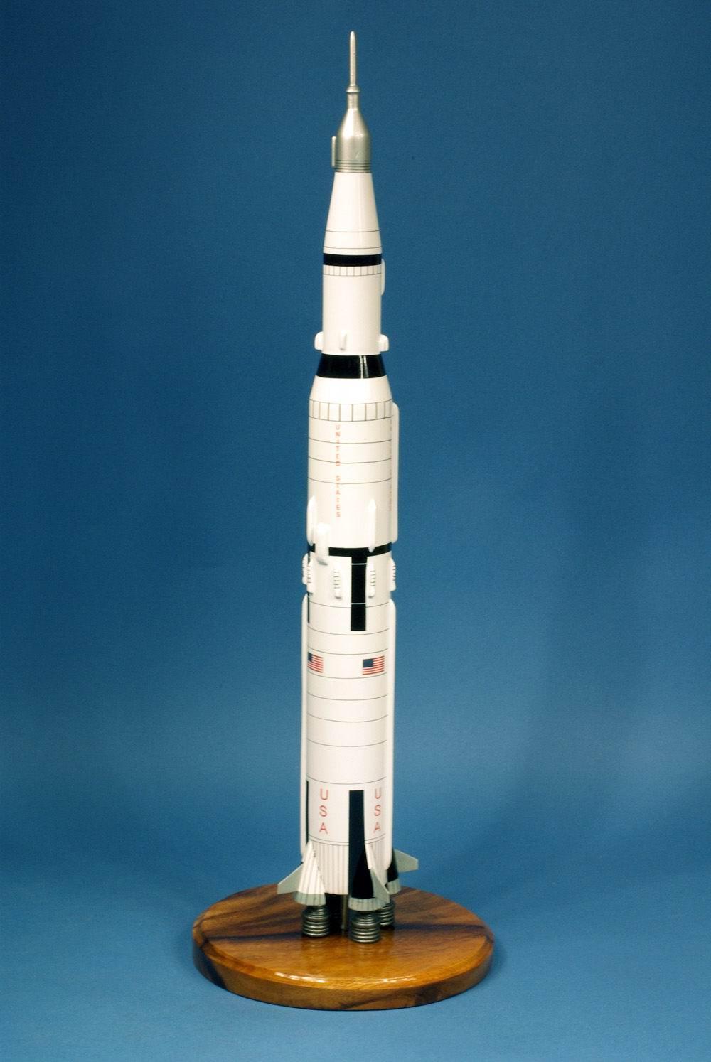Fusée Saturn V Apollo