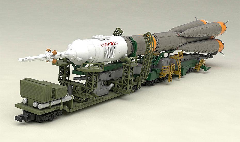 Aviation > Models > Space > Soyouz Rocket & Transport Train
