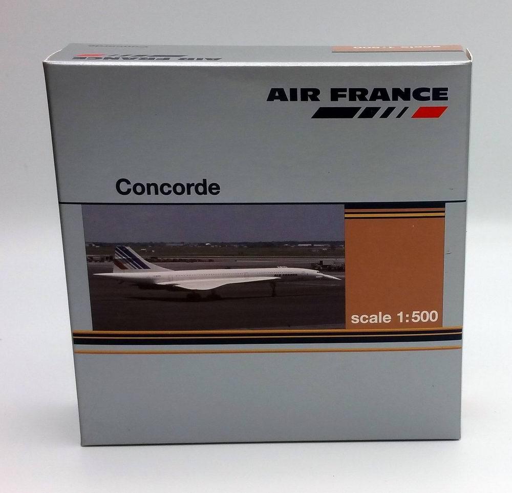 Maquette Concorde F-BVFD Air France