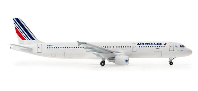 Maquette AIRBUS A321 Air France