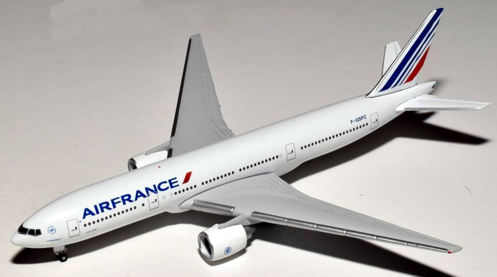 Maquette BOEING 777-200 Air France 1/500