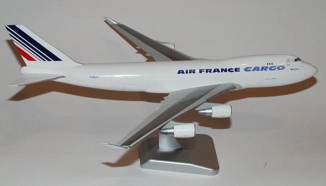 BOEING 747-400F AIR FRANCE CARGO 1/200