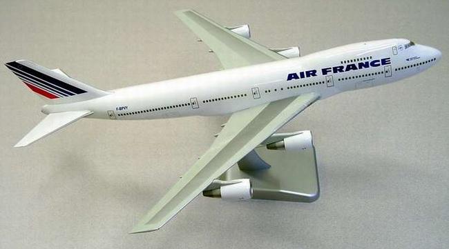 BOEING 747-200 AIR FRANCE KLM 1/200
