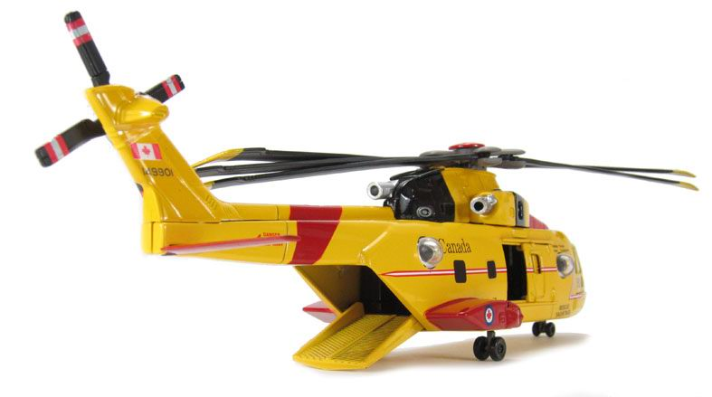 Hélicoptère Agusta EH 101 Merlin Sécurité Civile du Canada