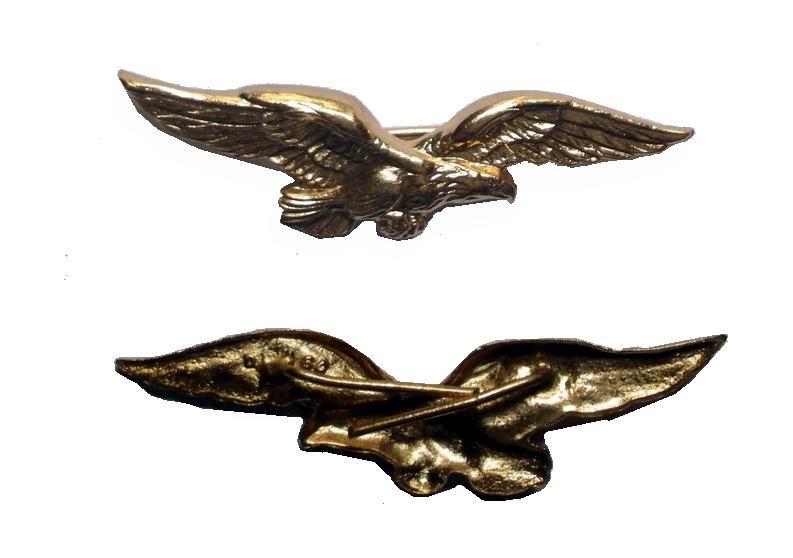 Insigne Charognard Epervier Droit de l'Armée de l'Air DRAGO