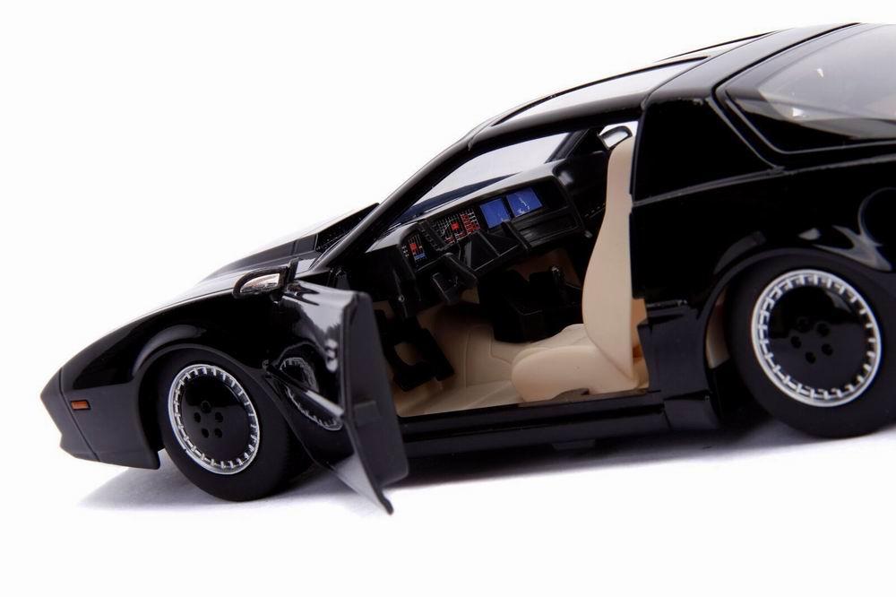 Voiture Pontiac KITT K2000 au 1/24