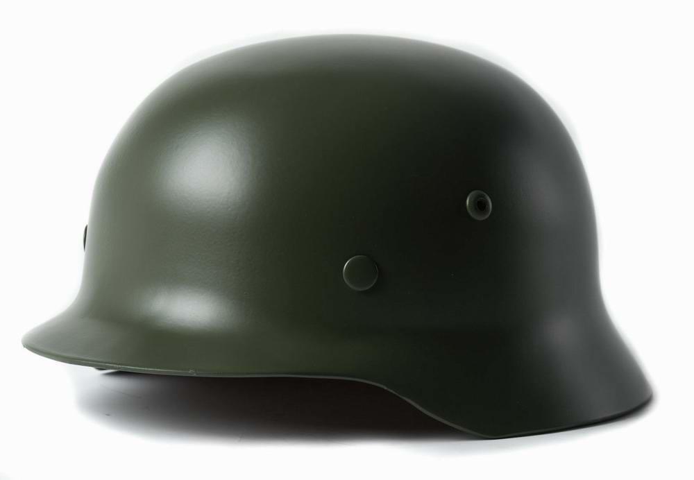 Réplique Casque Soldat Nazi Allemand M35 Vermacht 2 ème Guerre Mondiale WWII