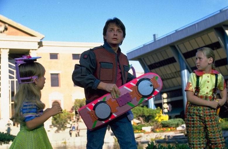 Marty McFly Retour vers le Futur 2
