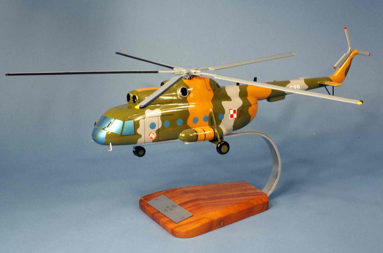 Mil Mi-8T Hip Sily Powietrzne Rzeczypospolitej Polskiej