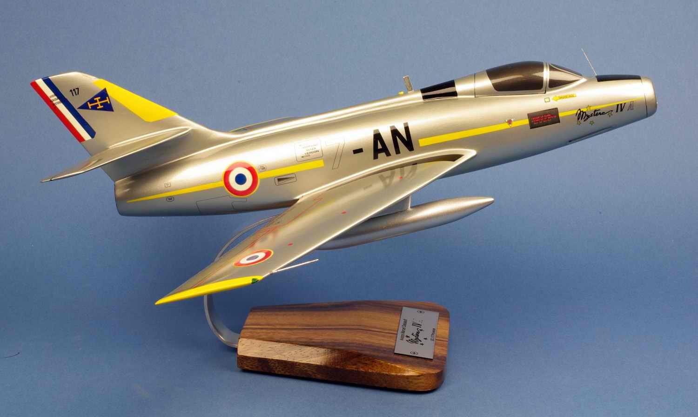 Maquette Avion Mystère IV.A EC.1/7 Provence