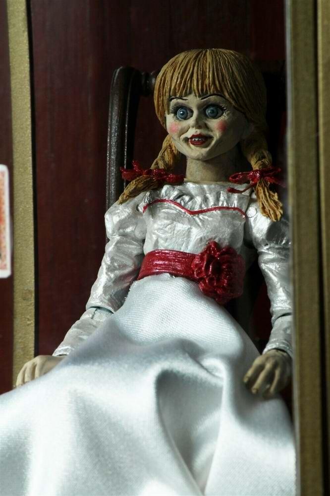 Figurine Poupée Articulée Du Film D'Horreur Annabelle 3 The Conjuring