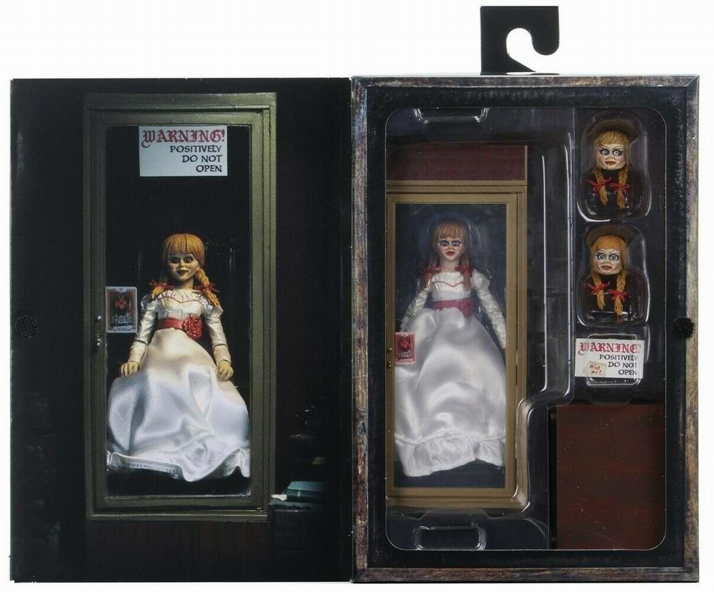 Figurine Poupée Articulée Du Film D'Horreur Annabelle3 The Conjuring