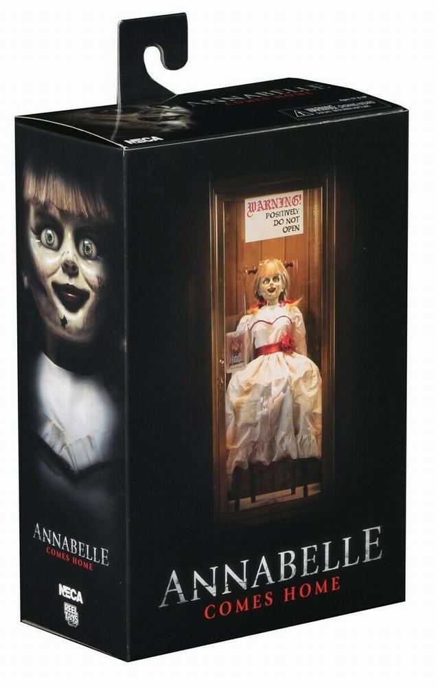 Figurine Poupée Articulée Du Film D'Horreur Annabelle 3 TheConjuring