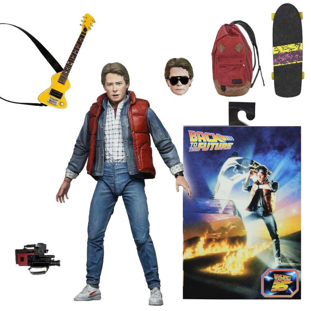 Figurine Marty McFly film Retour vers le Futur 1