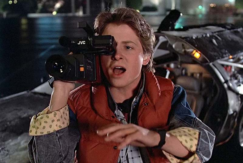 Marty McFly Retour vers le Futur 1