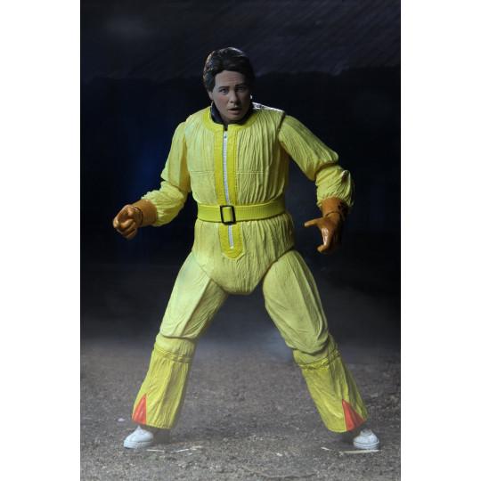Figurine Marty Combinaison Spatiale Anti-Radiation McFly film Retour vers le Futur I