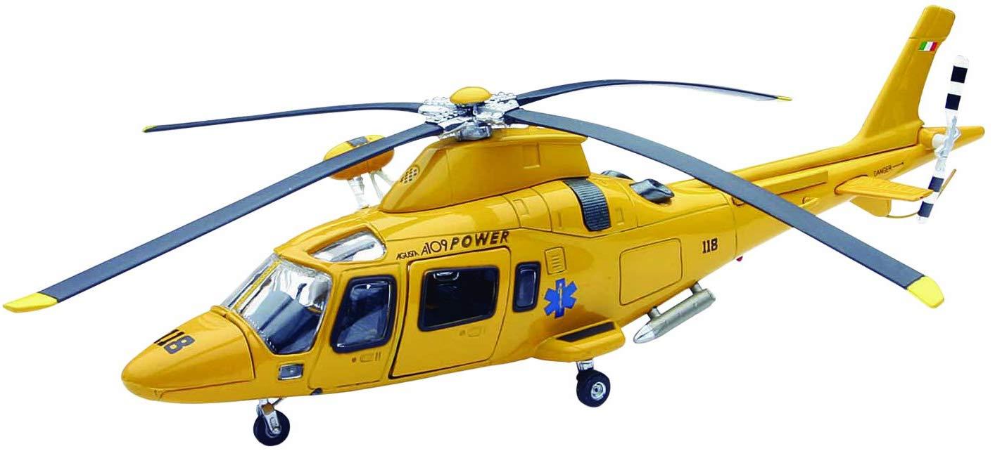Hélicoptère Agusta AW109 Power Médical Italien