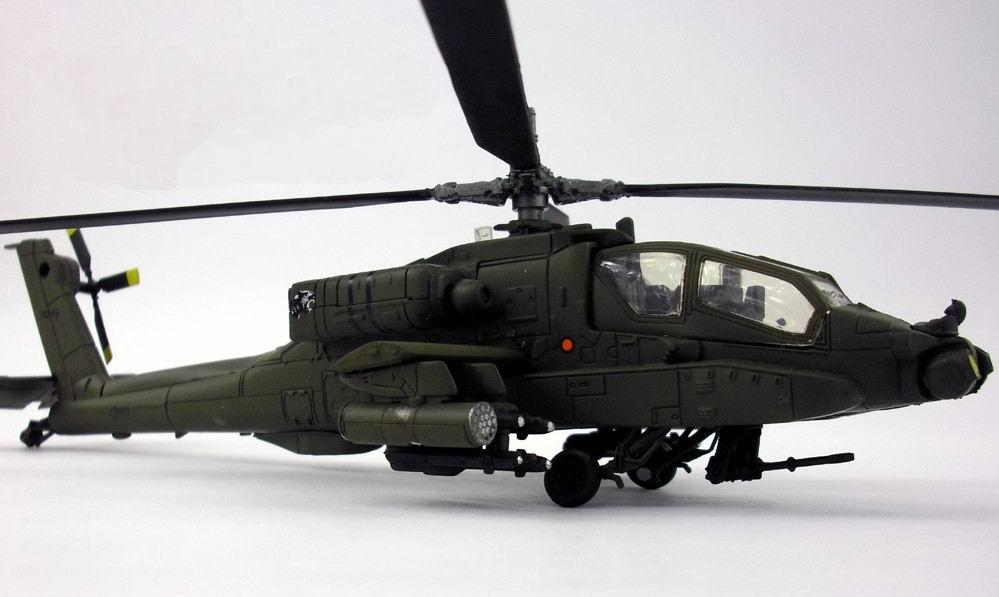 Hélicoptère AH-64 Apache US ARMY