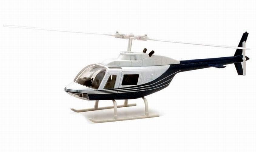 Hélicoptère Bell 206 Jet Ranger 1/34