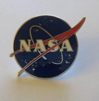 Pins NASA Vector Astronaute
