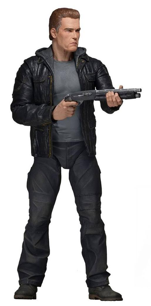 figurines Terminator T800 Genisys