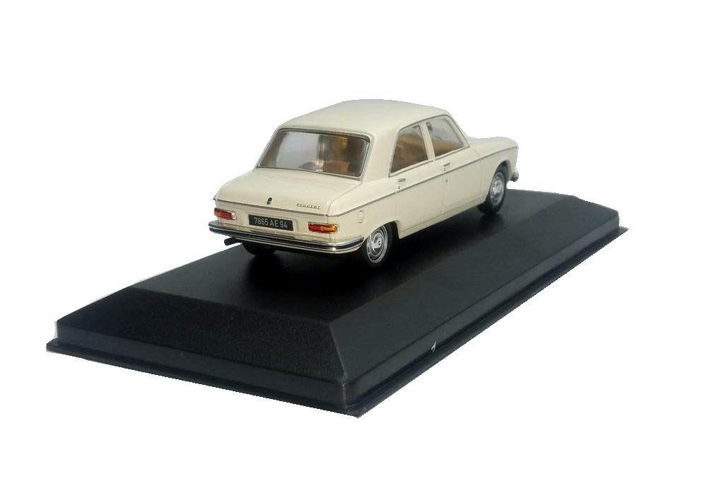 Miniature Peugeot204 1/43