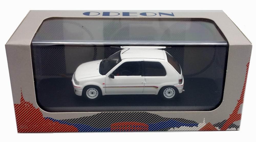 Miniature Peugeot 106 rallie 1/43