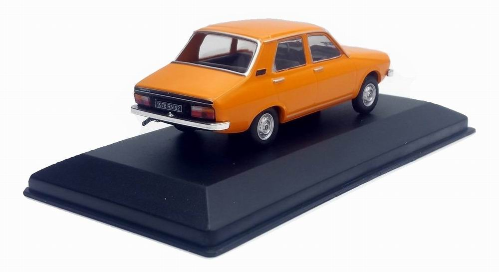 Miniature R12 tl orange 1/43