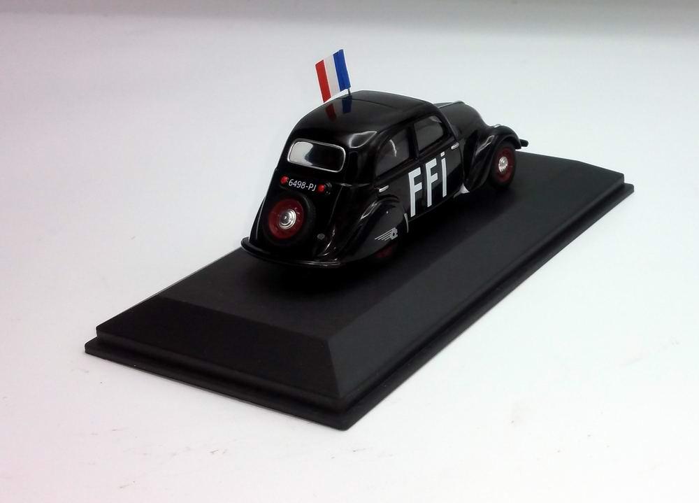 Miniature Peugeot202FFI 1/43