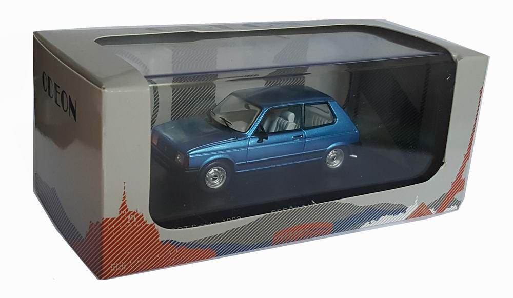 Petite voiture talbot sanba 1/43