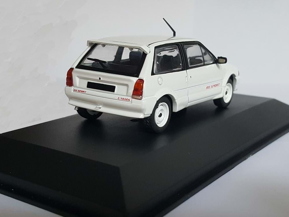 Miniature CITROEN AXsport 1/43