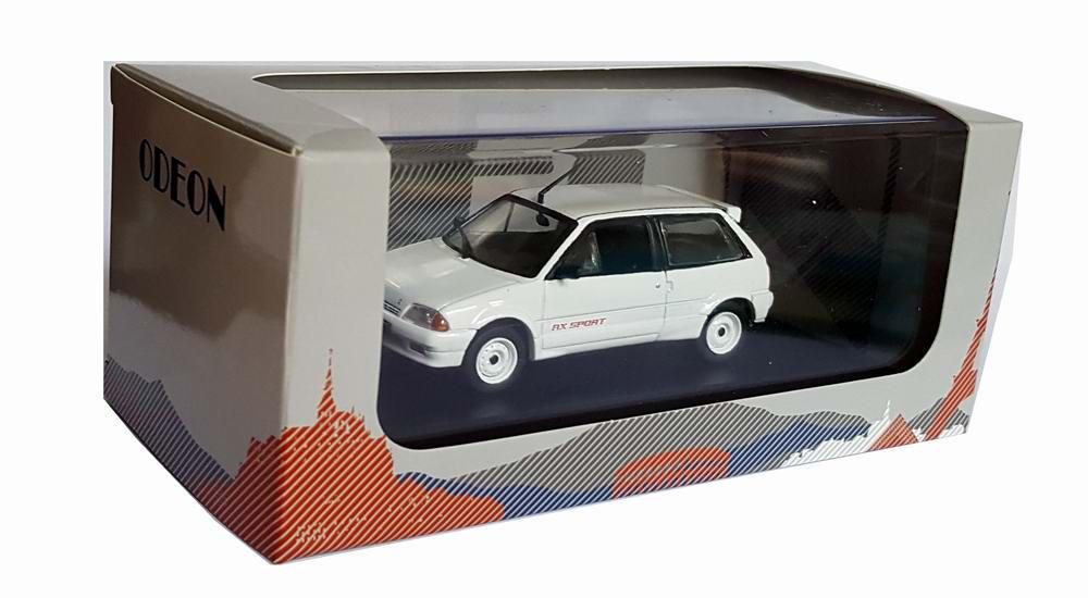 Petite voiture CITROEN AX 1/43