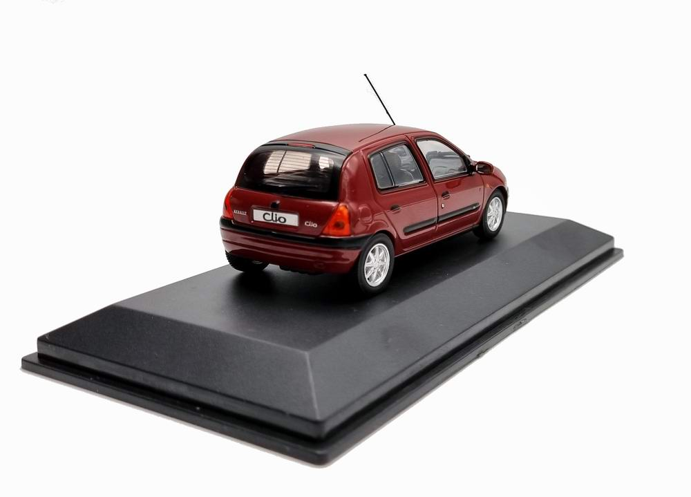 Voiture Miniature Renault Clio II rxt Phase 1 1998 1/43