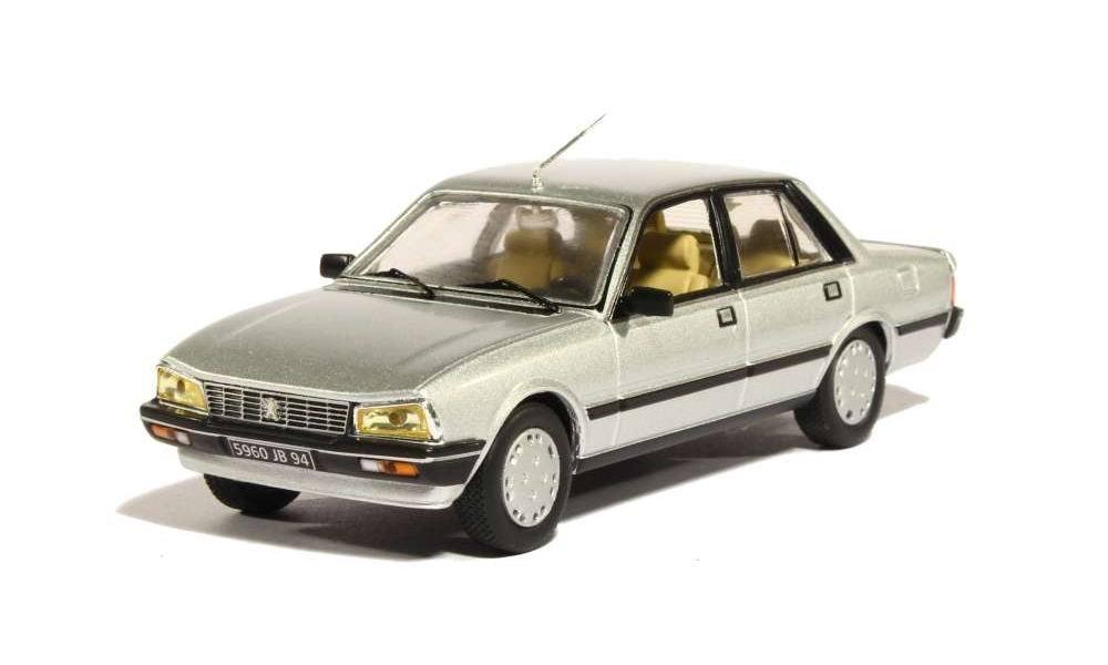 Voiture Miniature Peugeot 505 1/43