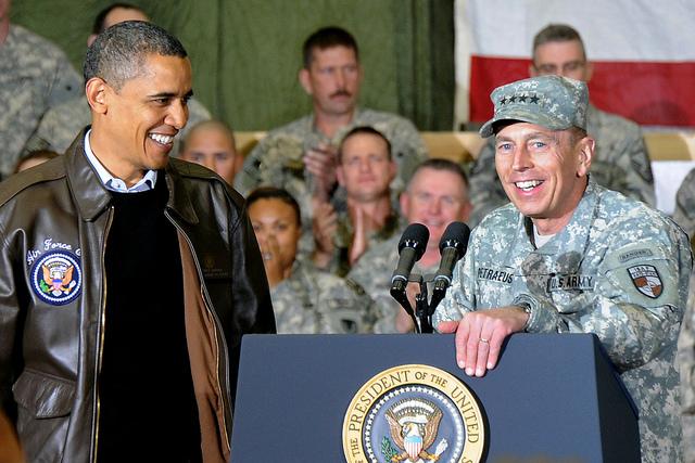 Barack Obama A2 Douglas MacArthur COCKPITUSA - AVIREX