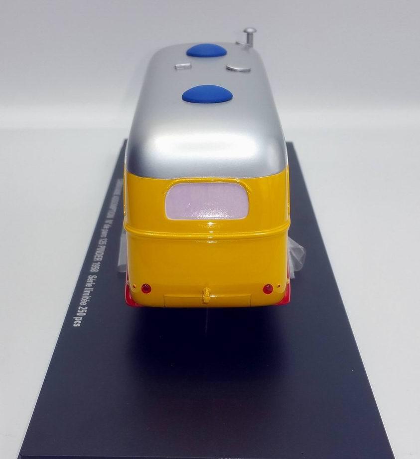 Miniature Caravane Assomption CIRQUE PINDER JEAN RICHARD ORTF