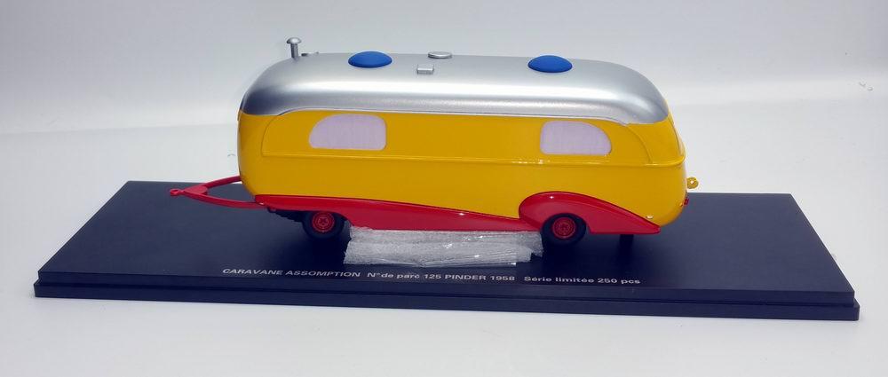 Caravane Cirque Pinder ORTF
