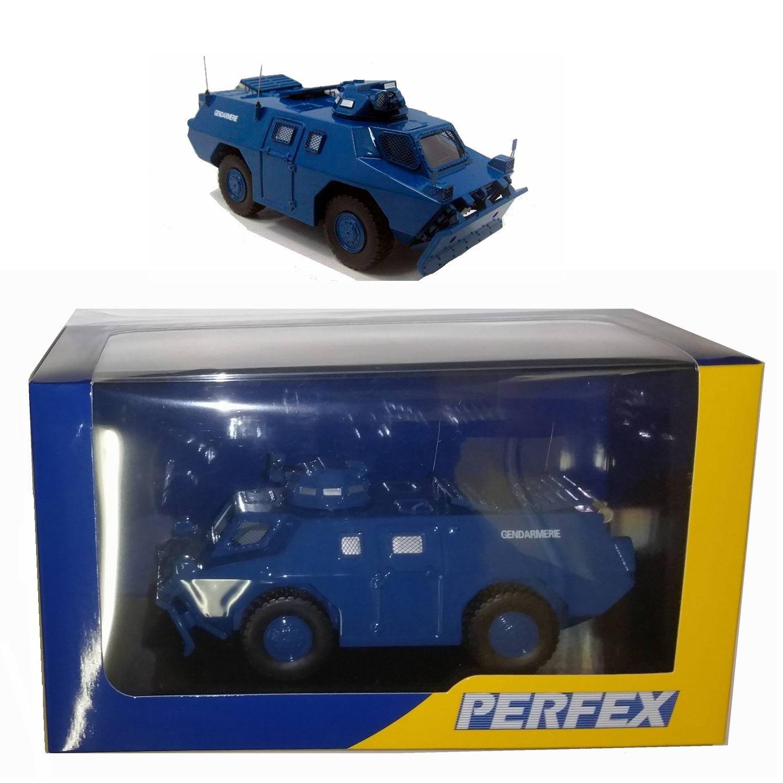 Miniature VXB170 GENDARMERIE Version lame 1/43 Perfex