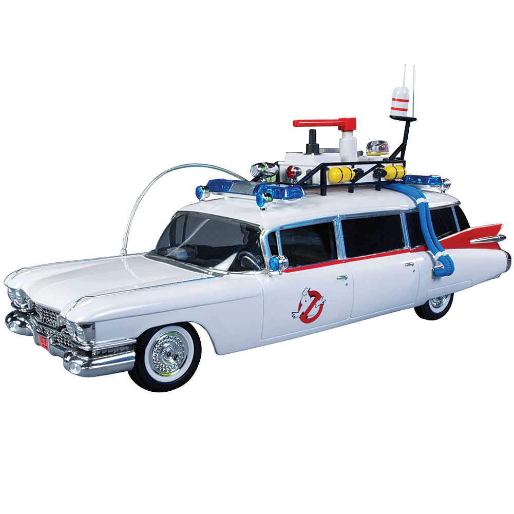 Maquette kit Voiture ECTO-1 GHOSTBUSTERS 1/25