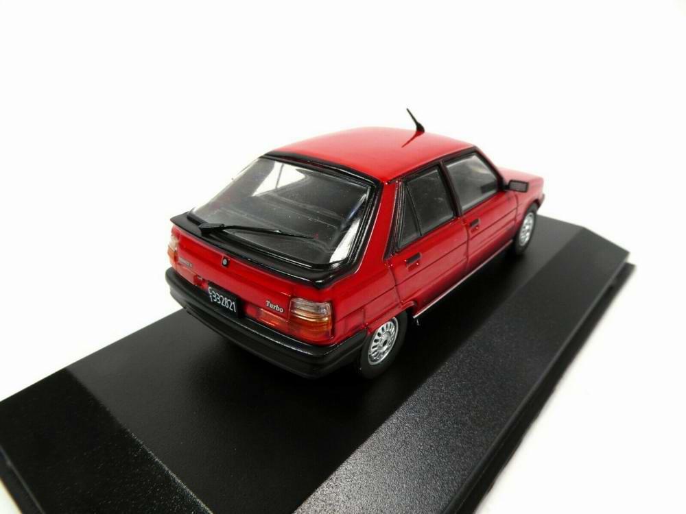 Miniature Renault 11 Turbo R11 1/43