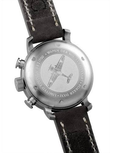Montre Aviateur Chronomètre FOKKER DXXI RSC PILOTS WATCHES