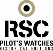 Logo RSC PILOTS WATCHES