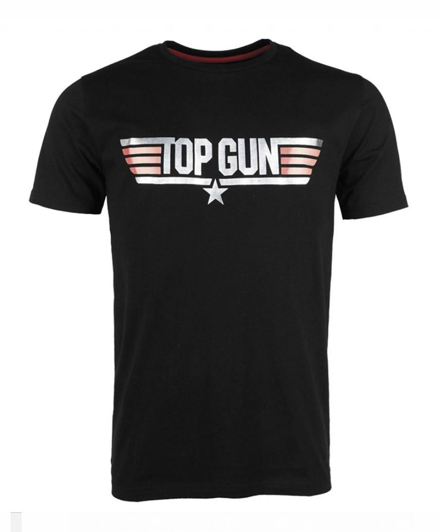 T-Shirt Maverick TOP GUN F14 Paramount