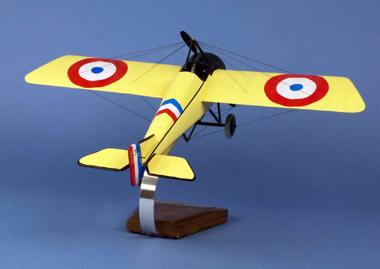 Maquette Avion MORANE-SAULNIER Type N 1/18