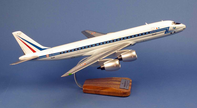 Maquette Douglas DC-8 72 ET 03.060 Estérel REPUBLIQUE FRANCAISE